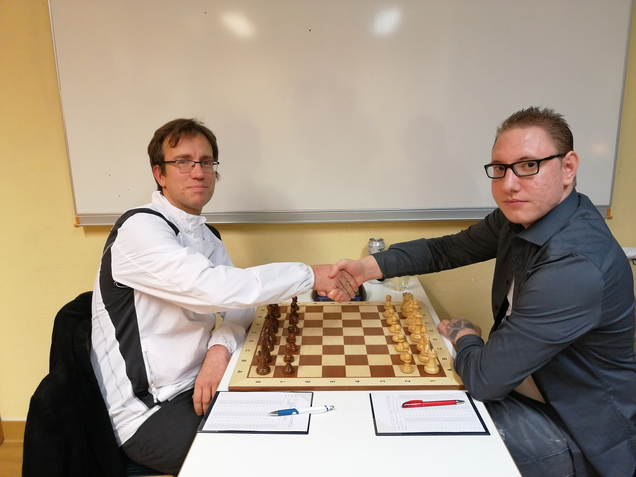 Bezirkspokal 2019 Runde 3 - Ralf Kissel gegen Pascal Gerhardt